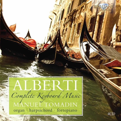 Alberti: Complete Keyboard Music [Box Set]