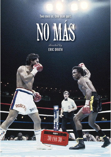 Espn Films 30 for 30: No Mas