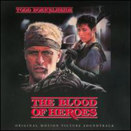 Blood of Heroes (Original Soundtrack)