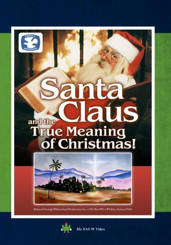 Santa Claus & True Meaning of Christmas