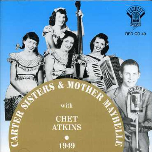 Carter Sisterss, Mother Maybelle and Chet Atkins