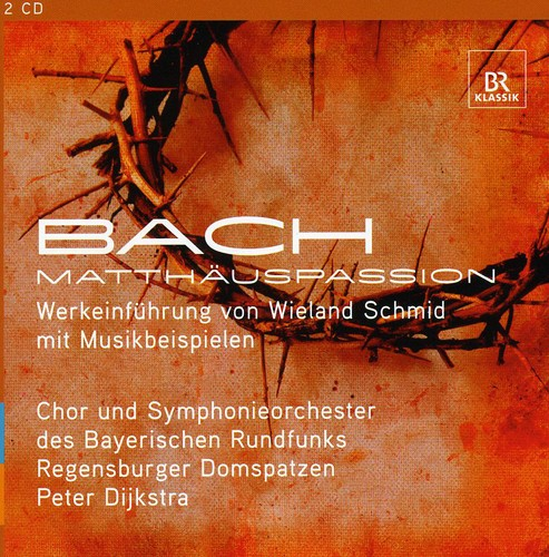 Bach, J.S. : St. Matthew Passion-Introduction