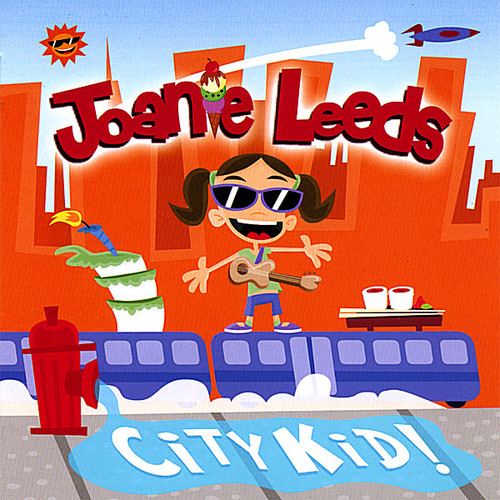 Leeds, Joanie : City Kid