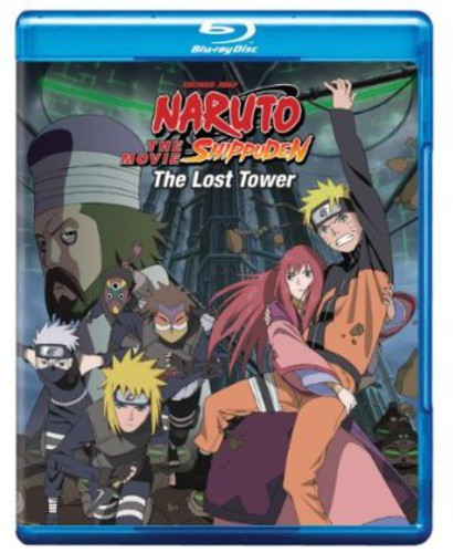 Naruto Shippuden the Movie: Lost Tower