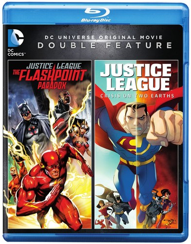 DCU: Justice League - The Flashpoint Paradox/ DCU: Justice League -Crisis On Two Earths