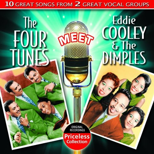 The Four Tunes Meet Eddie Cooley The Dimples