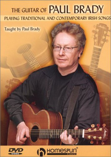 Guitar of Paul Brady
