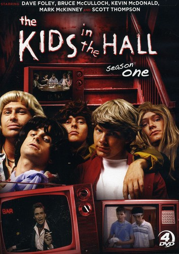 The Kids in the Hall: Complete Season 1 1989-1990