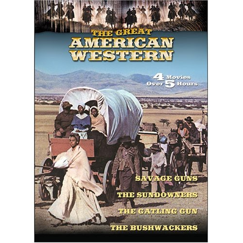 The Great American Western: Volume 12