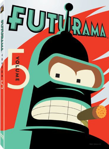 Futurama, Vol. 5 [Widescreen]