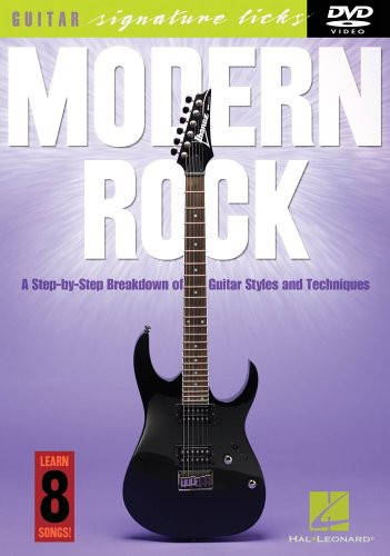 Modern Rock Signature Licks