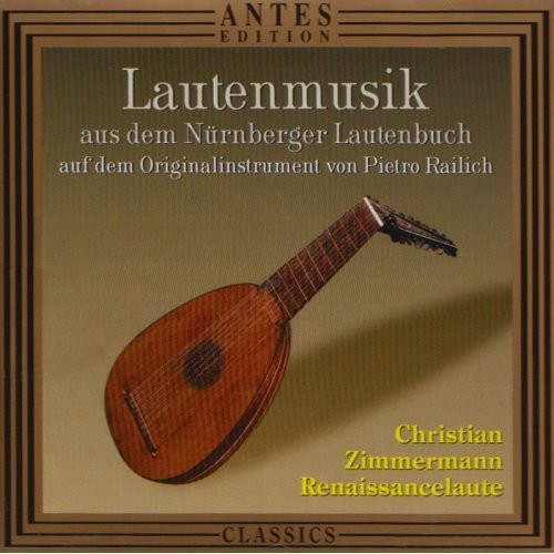 Loud Music from Nuremberg Lute Book