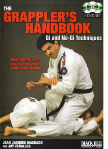 Grappler's Handbook: Gi & No-Gi Techniques
