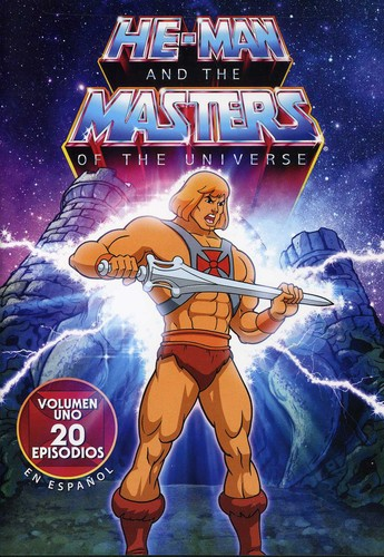 He-Man and The Masters Of The Universe, Vol. 1