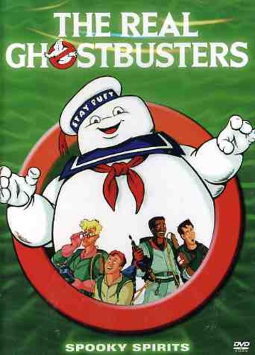 The Real Ghostbusters: The Spooky Spirits