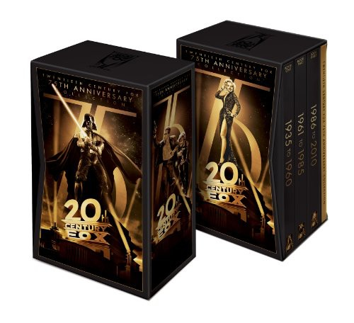 Fox 75th Anniversary Giftset [Full Frame/ Widescreen] [76 Discs]