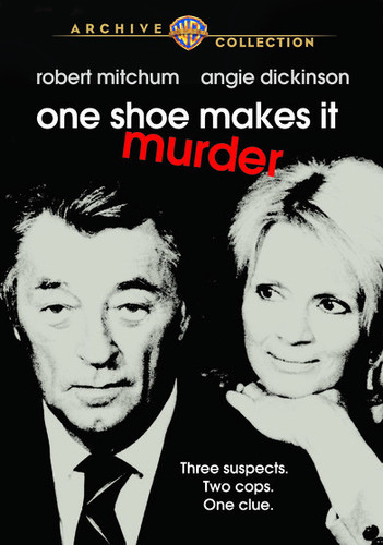 One Shoe Makes It Murder