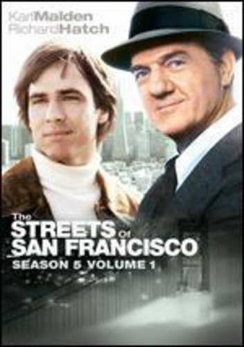 The Streets of San Francisco: Season 5 Volume 1