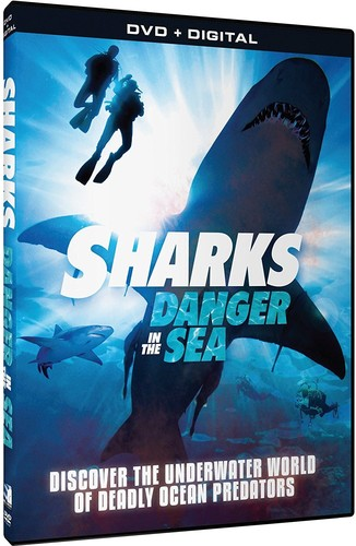 Sharks: Danger in the Sea Collection