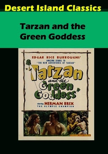 Tarzan & the Green Goddess