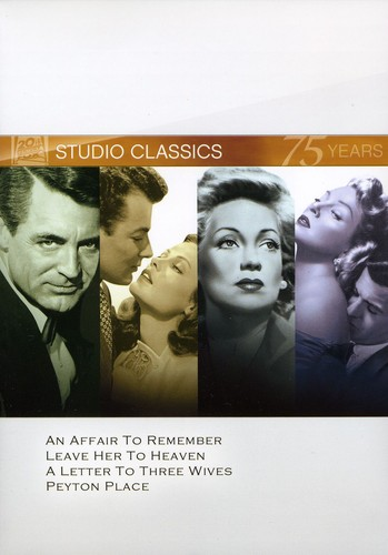 Classic Quad Set 2 [Fox 75th Anniversary Quadruple Feature] [WS] [P&S]