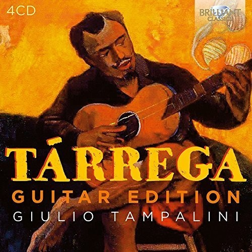 Tarrega: Guitar Edition [Box Set]