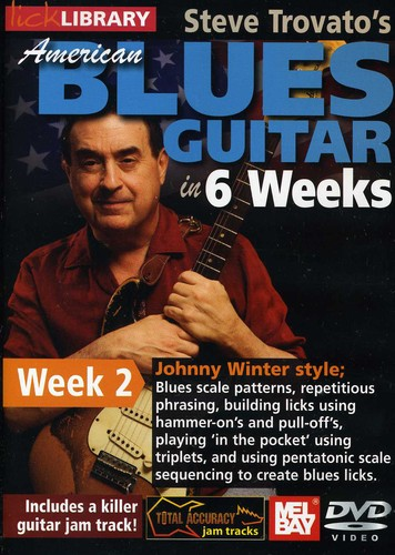 American Blues Guitar in 6 Weeks: Week 2