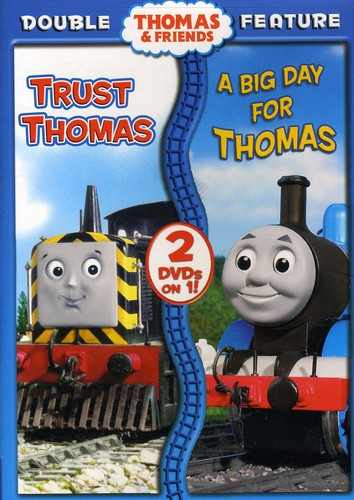 Trust Thomas/ Big Day For Thomas [Double Feature]