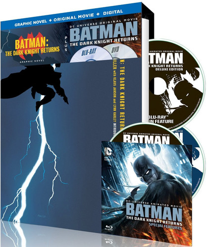 Batman: The Dark Knight Returns/ Batman: The Dark Knight ReturnsGraphic Novel