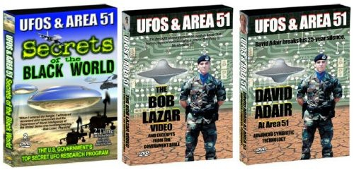 UFOs & Area 51: Secrets of the Black - Comp Series