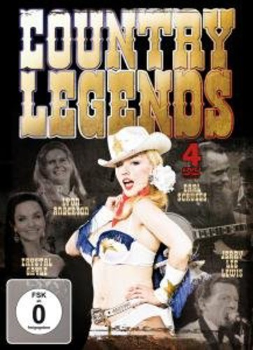 Country Legends /  Various