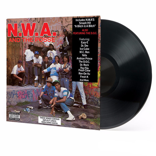 N.W.A. & the Posse [Explicit Content]
