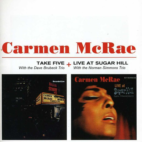 Take Five /  Live at Sugar Hill [Import]