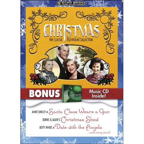 Classic TV Christmas: Volume 1 (With Bonus CD)