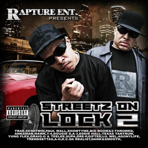 Streetz on Lock 2 /  Various