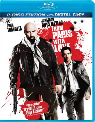 From Paris With Love [2010] [Widescreen] [2 Discs] [Digital Copy]