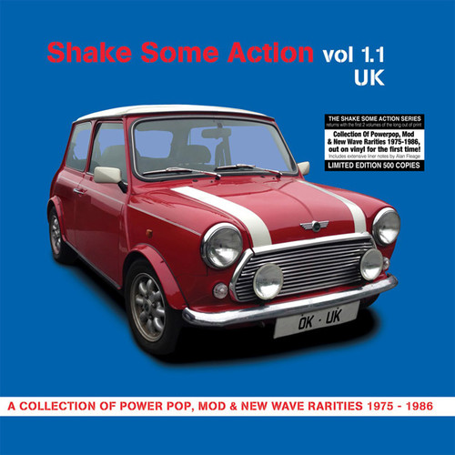 Shake Some Action 1.1 Uk: Collection /  Various