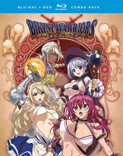 Bikini Warriors - Complete Series
