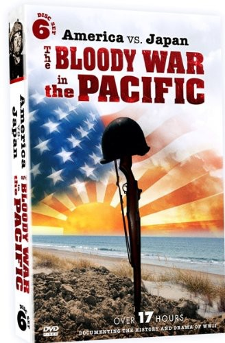 America Vs Japan: Bloody War in the Pacific