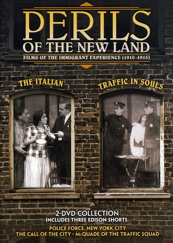Perils of the New Land: Traffic in Souls /  Italian