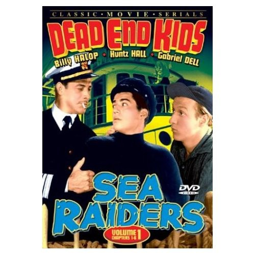 Sea Raiders, Vol. 1: Chapter 1-6