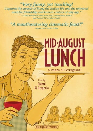 Mid-August Lunch [Subtitled] [Widescreen]