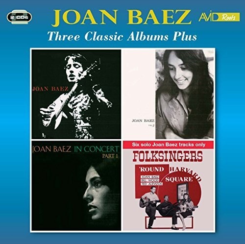 Joan Baez /  Joan Baez 2 /  In Concert Part 1