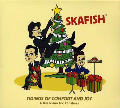 Tidings Comfort & Joy: Jazz Piano Trio Christmas