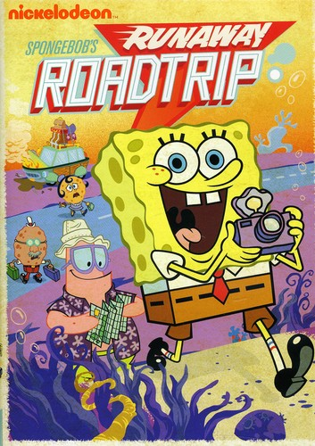 SpongeBob's Runway Roadtrip [Full Frame]