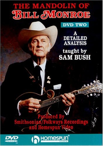 The Mandolin Of Bill Monroe, Vol. 2: A Detailed Analysis By Sam BushLevel All [Instrutional]