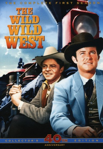 The Wild Wild West: The Complete First Season
