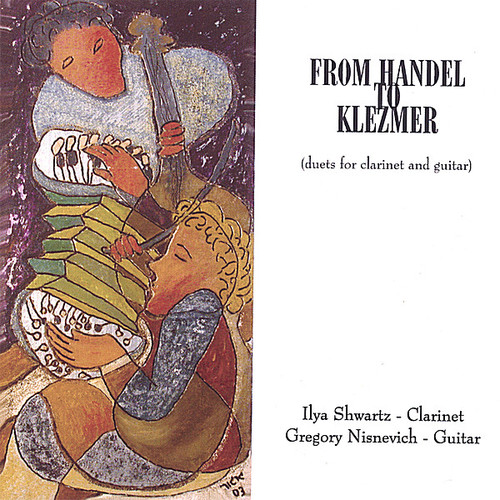 From Handel to Klezmer