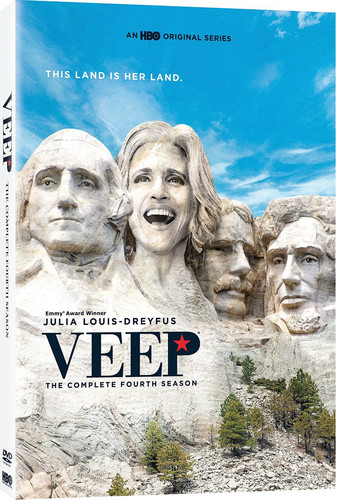 Veep: The Complete Fourth Season
