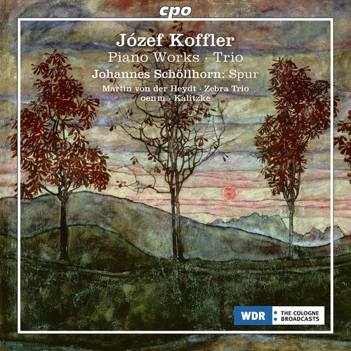 Jozef Koffler: Piano Works - Trio
